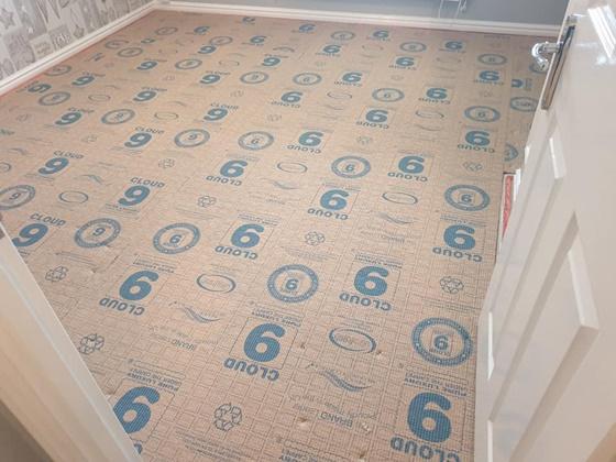 Cloud 9 Carpet Underlay Fitters Harlow