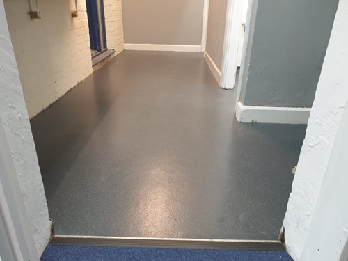 Mobile commercial flooring Harlow