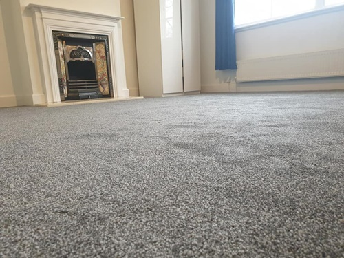New carpet fitted by SK Flooring and Carpets