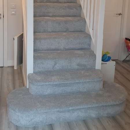 Stair carpet fitter in Harlow
